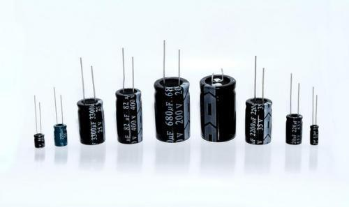 What is the role and application of capacitors in electrical appliances?